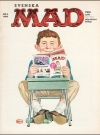 MAD Magazine #43 • Sweden