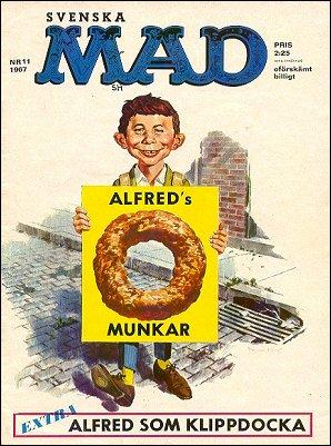 MAD Magazine #56 • Sweden