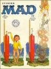 MAD Magazine #1 1968 • Sweden