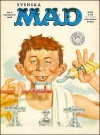 MAD Magazine #2 1968 • Sweden