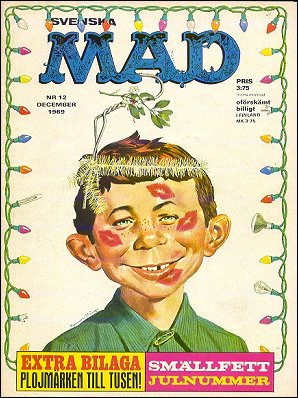 MAD Magazine #12 • Sweden