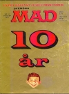 MAD Magazine #10 1969 • Sweden