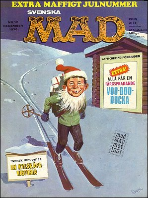 MAD Magazine #90 • Sweden