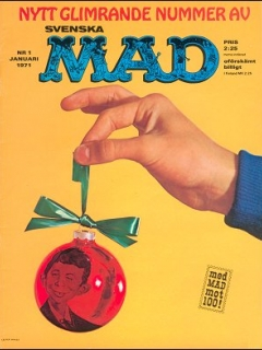 Go to MAD Magazine #91 • Sweden