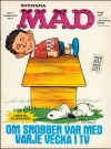 MAD Magazine #2 1970 • Sweden