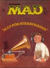 MAD Magazine #5 1970 • Sweden