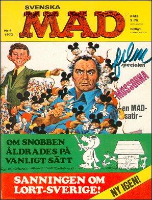 MAD Magazine #103 • Sweden