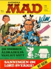 MAD Magazine #103 • Sweden