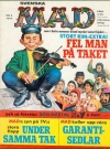 MAD Magazine #108 • Sweden