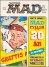 MAD Magazine #160 • Sweden