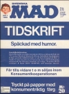 MAD Magazine #176