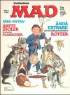 MAD Magazine #177 • Sweden