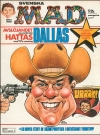 MAD Magazine #4 1980 • Sweden
