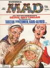 MAD Magazine #190 • Sweden