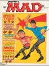 MAD Magazine #202 • Sweden