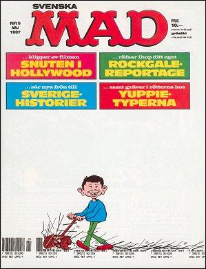 MAD Magazine #243 • Sweden