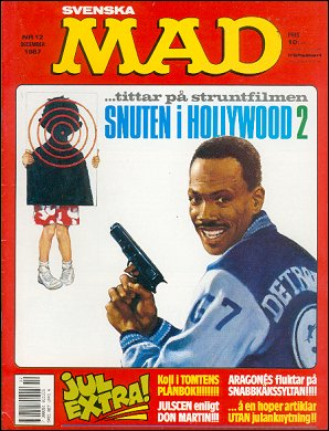 MAD Magazine #249 • Sweden