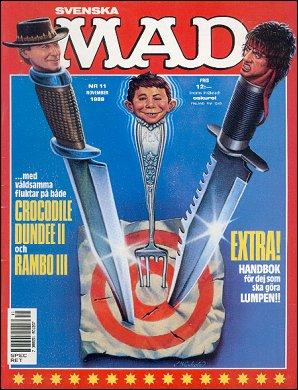 MAD Magazine #259 • Sweden