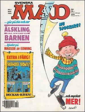 MAD Magazine #273 • Sweden