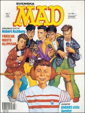 MAD Magazine #282 • Sweden