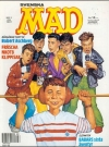 MAD Magazine #3 1990 • Sweden