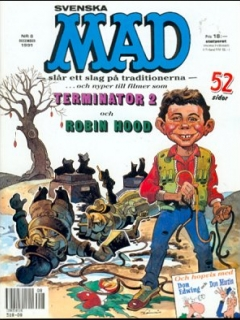 Go to MAD Magazine #287 • Sweden
