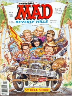 Go to MAD Magazine #290 • Sweden