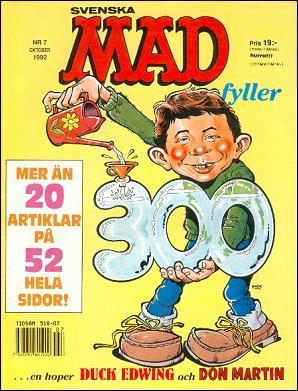 MAD Magazine #294 • Sweden