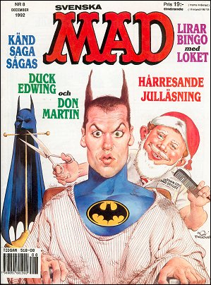 MAD Magazine #295 • Sweden
