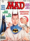 MAD Magazine #8 1991 • Sweden