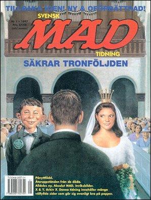 MAD Magazine #304 • Sweden