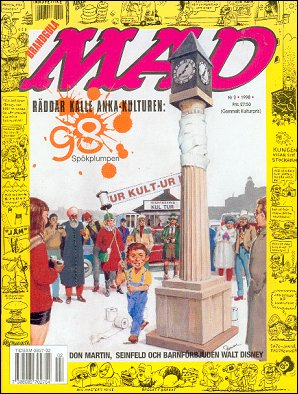 MAD Magazine #307 • Sweden