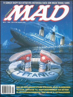 MAD Magazine #5 1997 • Sweden