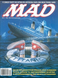 Go to MAD Magazine #5 1997 • Sweden