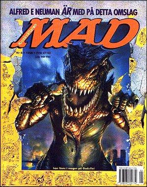 MAD Magazine #8 • Sweden