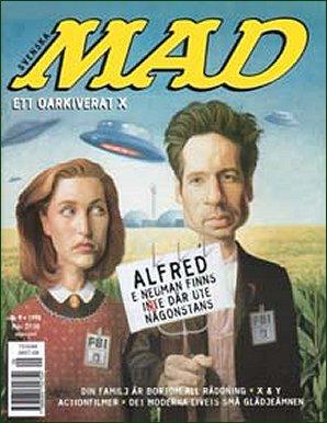 MAD Magazine #314 • Sweden