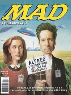 Go to MAD Magazine #9 1997 • Sweden