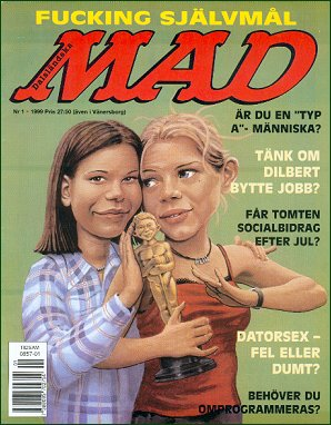 MAD Magazine #316 • Sweden
