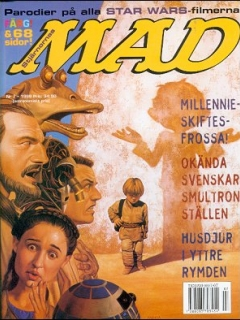 Go to MAD Magazine #322 • Sweden