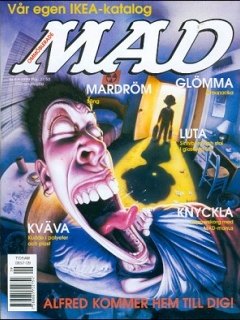 Go to MAD Magazine #9 1998 • Sweden