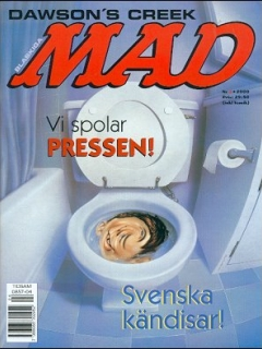 Go to MAD Magazine #4 1999 • Sweden