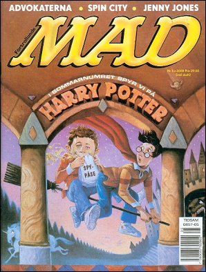 MAD Magazine #330 • Sweden