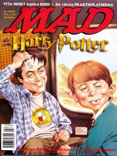 Go to MAD Magazine #344 • Sweden