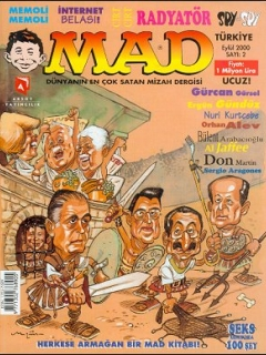 MAD Magazine #2 • Turkey