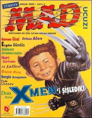 MAD Magazine #5 • Turkey