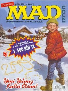 MAD Magazine #6 • Turkey