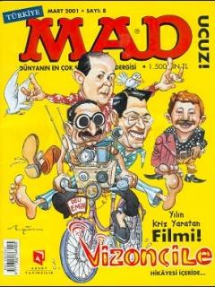 MAD Magazine #8 • Turkey