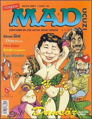 MAD Magazine #10 • Turkey