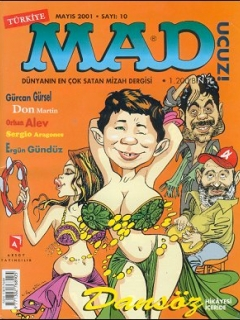 MAD Magazine #10 • Turkey