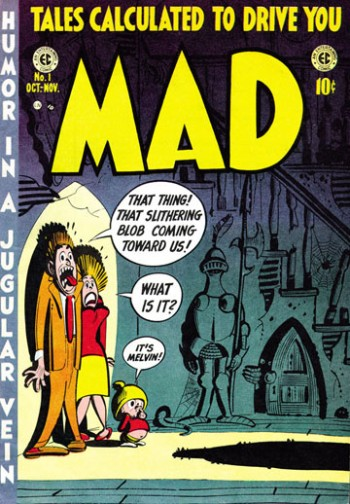 MAD Magazine #1 • USA • 1st Edition - New York